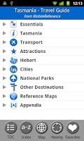 Screenshot of Tasmania, Australia-FREE Guide