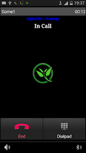 Leaf  Dialer- screenshot thumbnail
