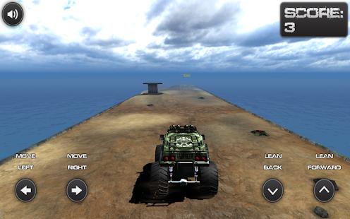 Endless OffRoad Monster Trucks - screenshot thumbnail