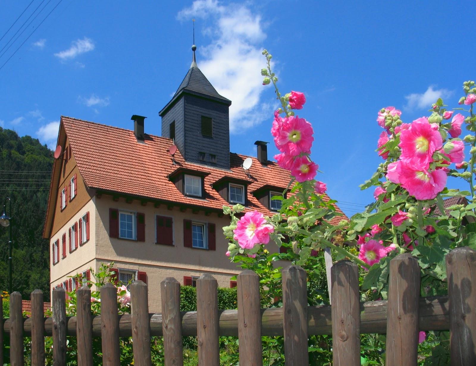Höfen an der Enz im Schwarzwald