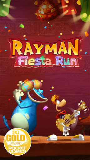 Rayman Fiesta Run screenshot 17