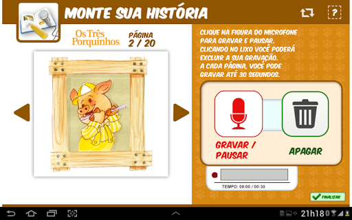 Coleu00e7u00e3o Ferinha - Tru00eas Porq 1.0.0 screenshots 4