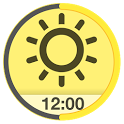 Solar Clock: Circadian Rhythm icon