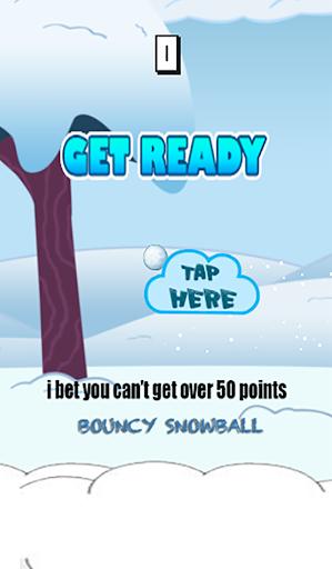 Bouncy Snowball