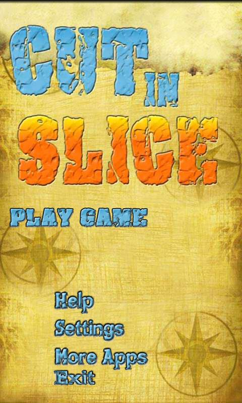 Cut In Slice Free - Kids games - screenshot
