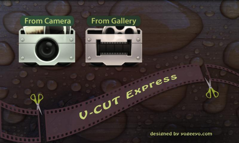 V-Cut Express Trial - screenshot