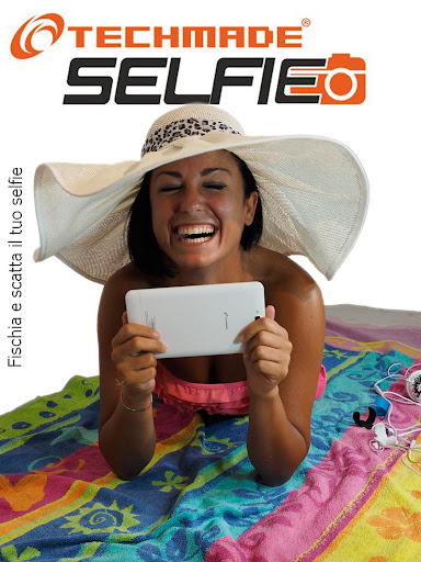 TechMade Selfie