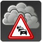 Weather and Traffic icon