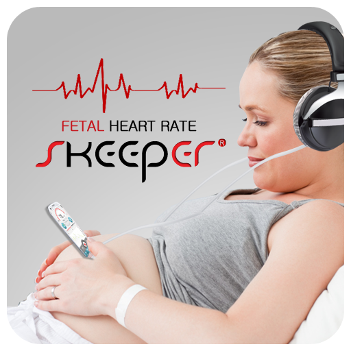 SKEEPER Fetal Heart Rate LOGO-APP點子