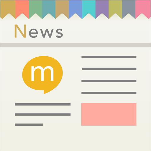 mixiニュース - みんなの意見が集まるニュースアプリ LOGO-APP點子
