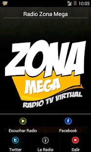 Radio Zona Mega- screenshot thumbnail
