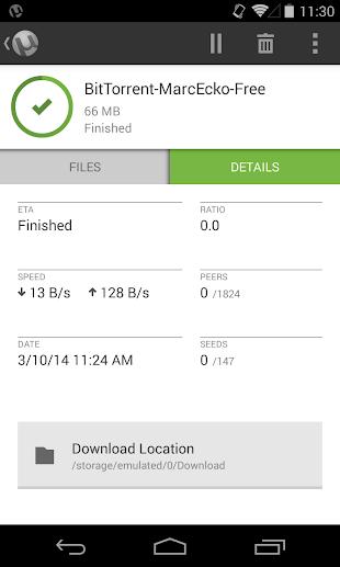 µTorrent® Pro - Torrent App 5.2.2 (Mod) APK