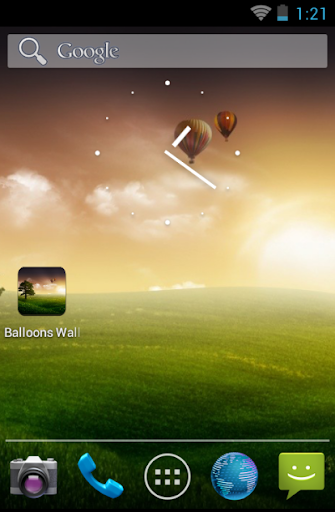 HD Balloons Wallpaper