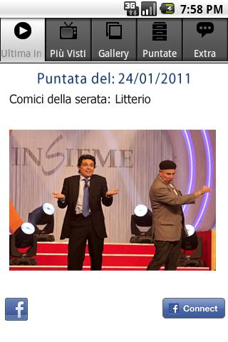 Insieme - screenshot