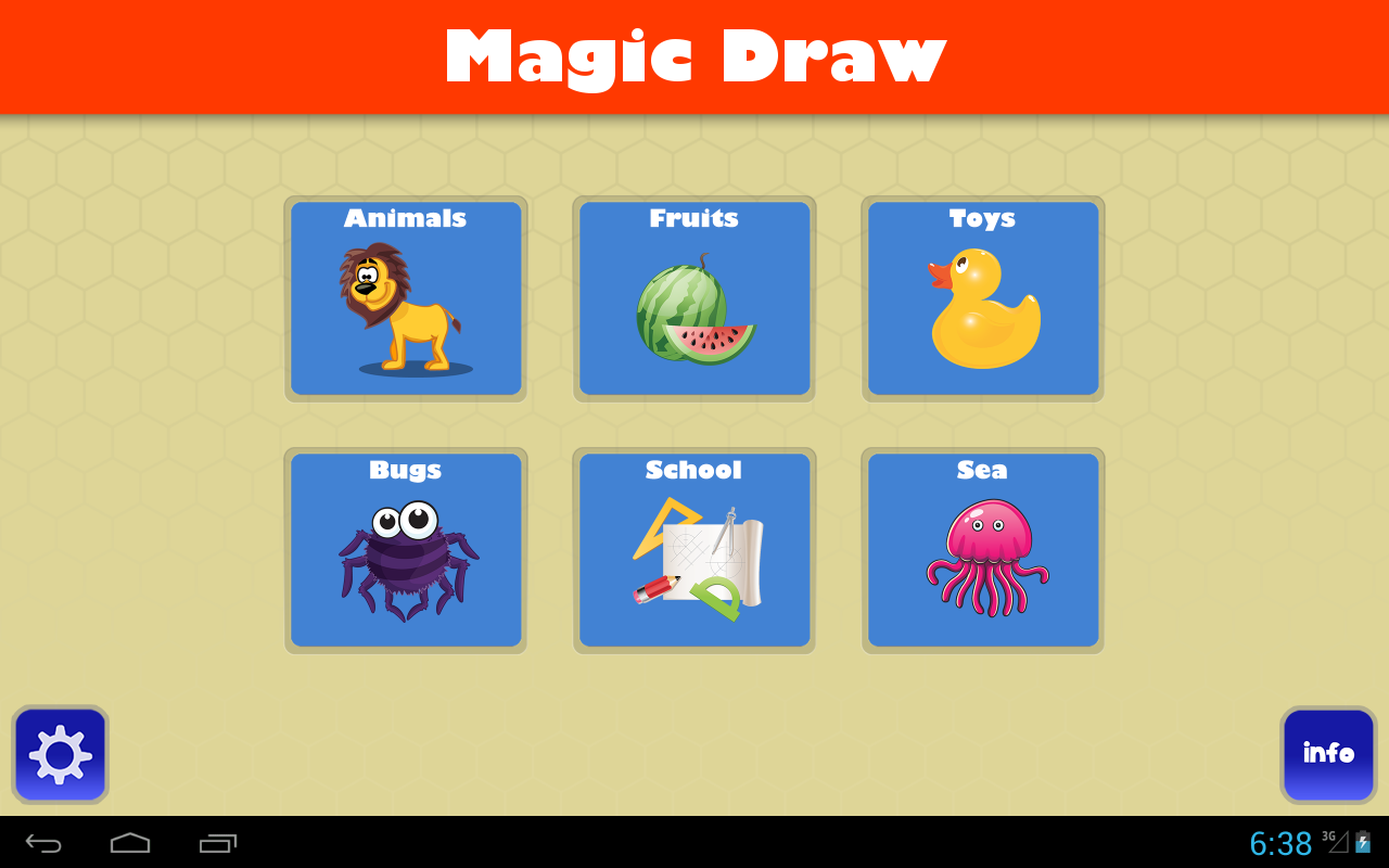 Abc magic draw android apps on google play Magic app