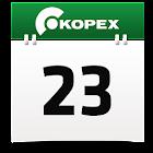 Kalendarz Kopex icon