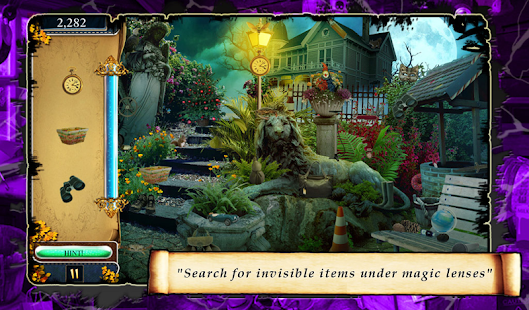 Hidden Object - Manor Fable