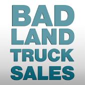 Badland Truck Sales APK for Bluestacks