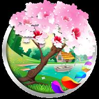 Seasons Spring Live Wallpaper 1.9.12