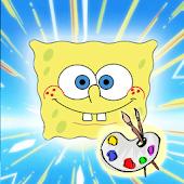 Coloring Book Sponge