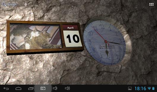 Clock and Calendar 3D 17