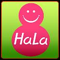 HaLa8 logo