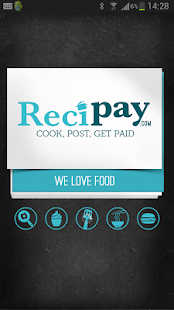 Recipay.com- screenshot thumbnail