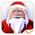 Talking Santa icon
