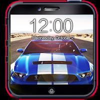 Racing Car Lock Screen 3.0