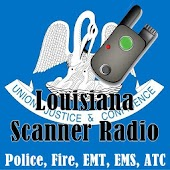 Louisiana Scanner Radio