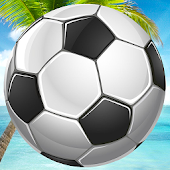 Beach Soccer - Foot Volley