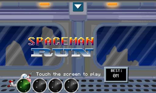 Robot games: Space