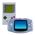Retro Game Boy and Advance icon