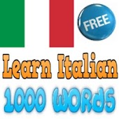 Learn Italian Vocabulary Words