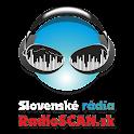 Slovakia radios RadioSCAN free icon