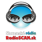 Slovak radio station´s player