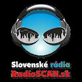 RadioSCAN.sk - Slovakia radios