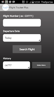 Flight Tracker Plus