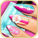 Nail Makeover DIY Beauty Salon icon
