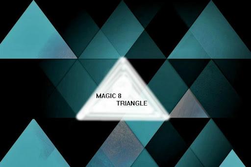 Magic 8 Triangle
