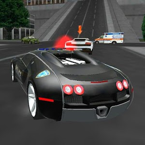 Crazy Driver Police Duty 3D for PC and MAC