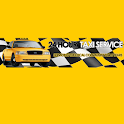 24 Hour Taxi icon