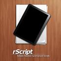rScript icon