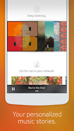 Rdio Music Screenshot 2