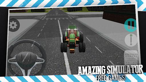 玩模擬App|村拖拉機模擬器免費|APP試玩