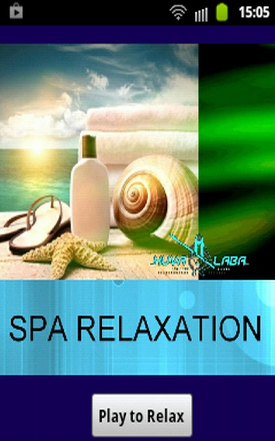 Spa Relaxation Music FREE- screenshot