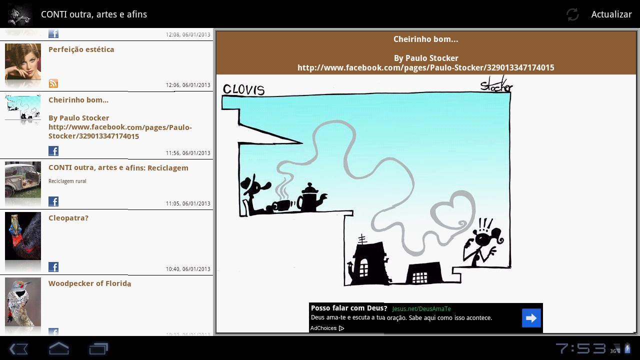 CONTI outra, artes e afins - screenshot