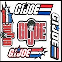 80s Cartoon Sb: GI-Joe! logo