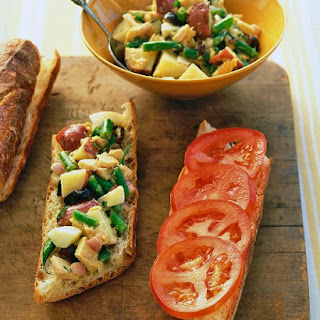 Salade Nicoise Sandwiches