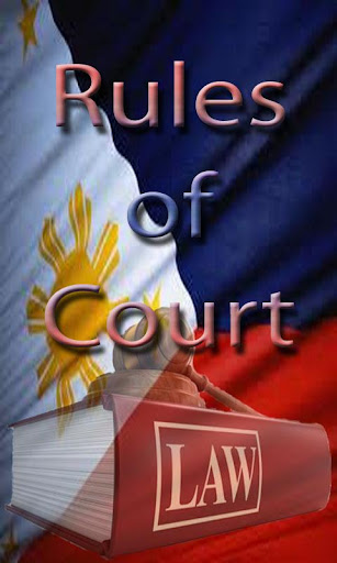 Philipine Rules of Court